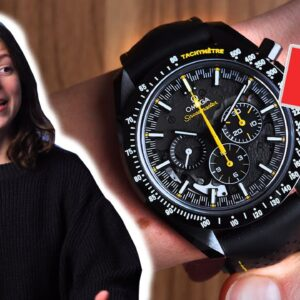 THIS Is The Ultimate SPEEDMASTER | Omega Speedmaster Apollo 8 Review | Jenni Elle