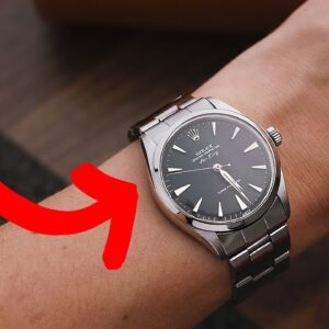 4 STEEL ROLEX WATCHES Below 5.000€ | Jenni Elle