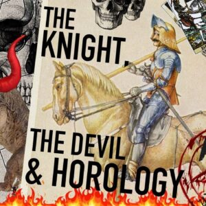 AKnight, Death & The Devil: The Motivational Power Of German Horology