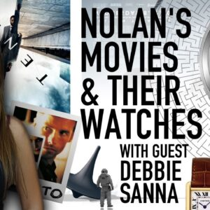 A Master Of Time: Nolan's Movies With Hamilton, TAG & Omega Watches