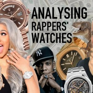 Analyzing Rappers' Watches: K Trap, Jay-Z, Fredo, 2Pac, Cardi B +More