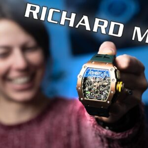 Here's why RICHARD MILLE is so expensive. | Richard Mille RM 11-03 | Jenni Elle