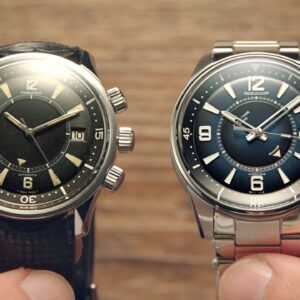 The Polaris Mariner Memovox Is A Dive Watch You Can Hear | Watchfinder & Co.