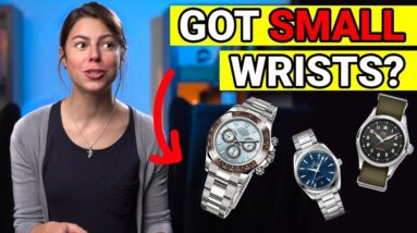 Here Are 7 PERFECT Watches For SMALL WRISTS   Jenni Elle