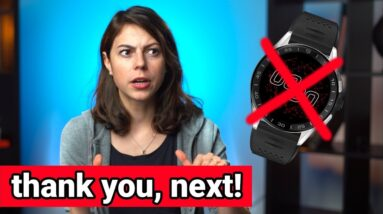 Here's Why I Would Never Buy A Luxury Smart Watch. | Jenni Elle Q&A | #2