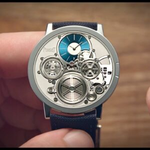 How The World's Thinnest Watch Was Made (Part 1)   Watchfinder & Co.