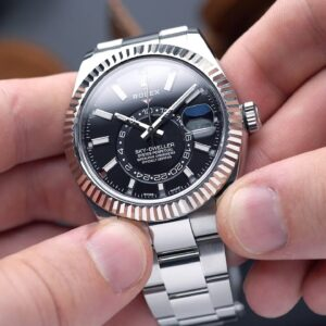 The ROLEX SKY-DWELLER is the BEST Rolex ever made | REVIEW, PRICING & AVAILABILTY | Jenni Elle