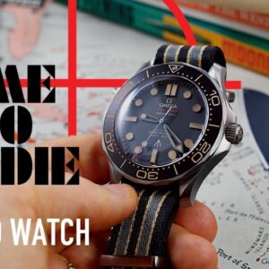 Omega No Time To Die Seamaster 300m: Best or Worst Bond Dive Watch?