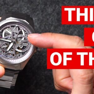 ORIS Watches: The Power Trio You Should Be Aware Of