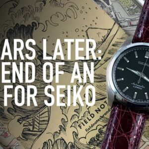 SARB033: 5 Years Later & Why It's Better Than New $500 Seiko Watches