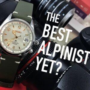 Seiko Alpinist: The Best Japanese Rolex Explorer? SPB123 Watch Review