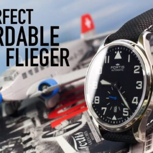 The Best Affordable Swiss Pilot Watches & Why Fortis Is So Underrated