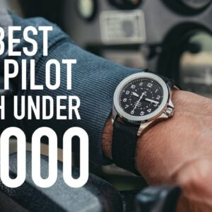 The Best Value 39mm Automatic Pilot Watch $500 - $1000: Yema Flygraf