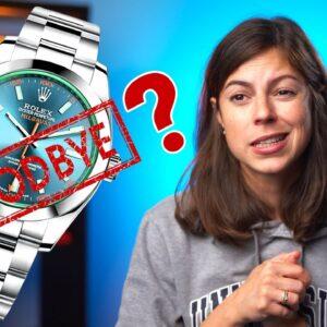 The Future Of The Rolex Milgauss (a prediction) | Q&A #3 | Jenni Elle