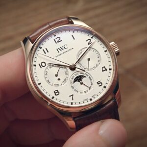The PPC 42 Is The Perfect IWC | Watchfinder & Co.