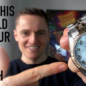 The Rolex Datejust: 7 Reasons It's The Best Luxury Watch Under $5000