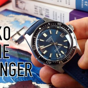 The Ultimate Automatic Seiko Dive Watch: SLA037 Review - 62MAS Tribute