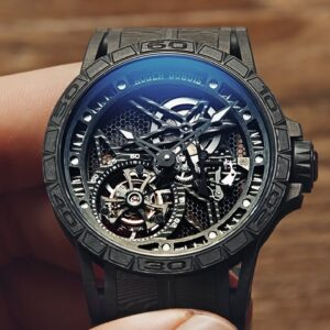 This £237,000 Watch Is Made Entirely From Carbon Fibre | Watchfinder & Co.