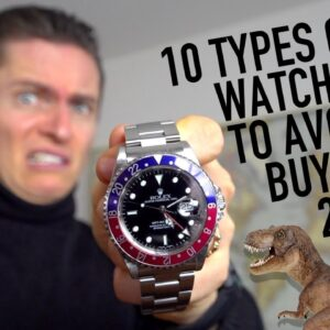 Top 10 Types Of Watches To Avoid Buying 2020: DON'T BUY THESE WATCHES!