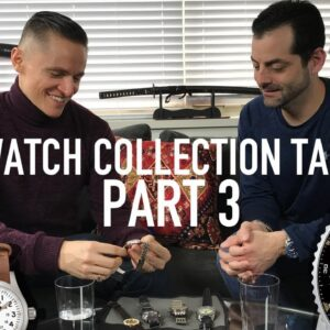 "Watch Collection Talk 3: A Perfect ""Do It All"" Collection Under $1000"
