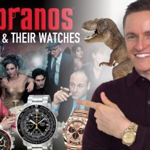 Watches In The Sopranos: Seiko Flightmaster, Rolex, Oris, Zenith +More