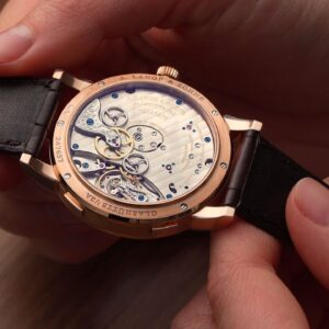 WORLD PREMIERE: A. Lange & Söhne LANGE 1 TIME ZONE