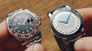£1,000 Fake Rolex vs £1,000 Real Swiss Watch   Watchfinder & Co.