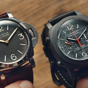 3 Things You Didn't Know About The Panerai Luminor | Watchfinder & Co.