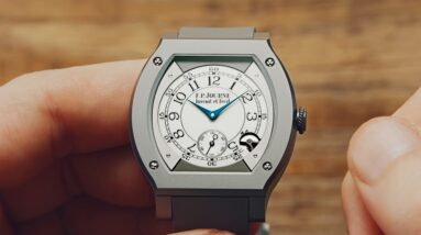 Why Does This Simple Quartz Watch Cost £10,000?   Watchfinder & Co.