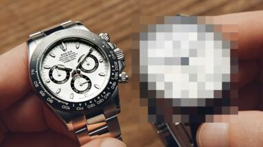 Would You Have A Rolex Daytona Over One Of These? | Watchfinder & Co.