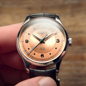 Should Montblanc Be Making Watches?   Watchfinder & Co.