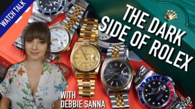 The Dark Side Of Rolex: Watches In Die Hard, American Psycho & More