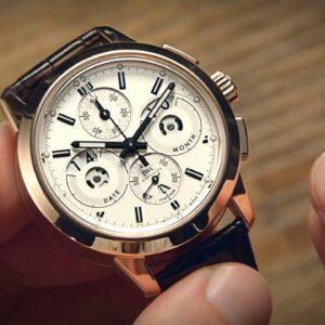 The Little-Known IWC Digital Smart Watch | Watchfinder & Co.