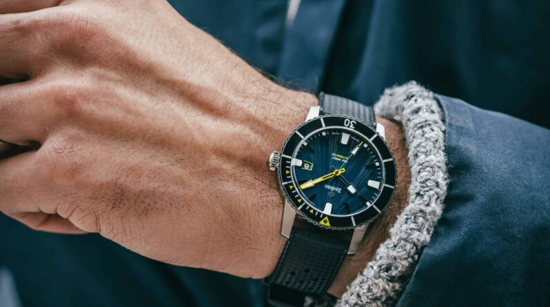introducing the zodiac x huckberry super sea wolf farallon