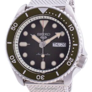 is the new seiko5 a direct replacement of the skx007