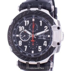 tissot t race in a competition against itself