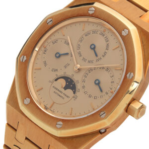 this trio of ultra rare royal oak watches could fetch close to 600000 at auction