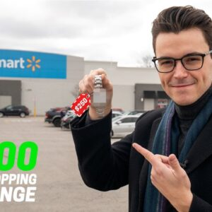 Watch Shopping at Walmart, Target, Macy's, JCPenny, & More - $500-$1,000 Challenge (2020 Giveaway)