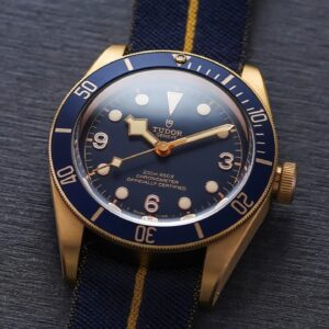 Tudor Black Bay Bronze Blue - An Awesome Bronze Dive Watch (History and Review)