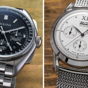 The BEST Chronographs from Affordable to $3000 - Bulova, Junghans, Tissot, Sinn, Longines, and MORE