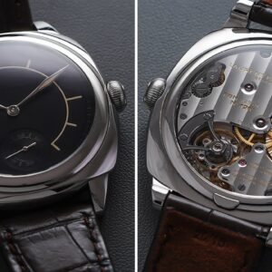 One Of The Best Luxury Watchmakers You May Not Be Familiar With - Laurent Ferrier Galet Square