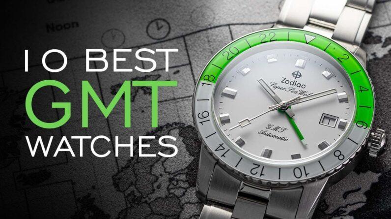 10 Best GMT Watches