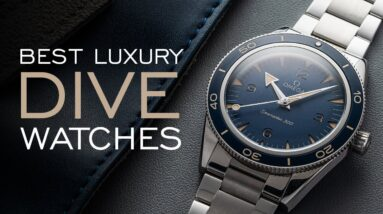 10 of the Best Luxury Dive Watches