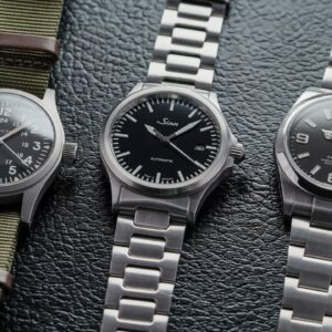 A $500 vs. $1500 vs. $6500 Watch Comparison - Hamilton, Sinn, & Rolex (What's the Difference?)