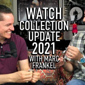 2021 Watch Collection Update: Rolex Daytona, Seiko 6139 & Prospex GMT