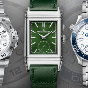 40 New Watch Releases in 20 Minutes (Rolex, OMEGA, Tudor, Patek & Much More)