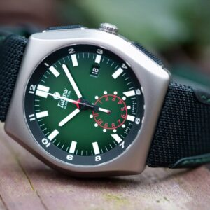 a closer look at the tutima m2 commando chronograph professional performance watch