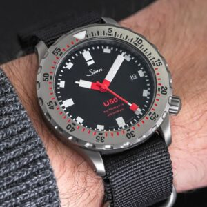 A Great German Dive Watch That Should Be On Your Radar - Sinn U50 Review