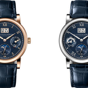 a lange sohne just released 4 new limited edition watches including 2 langematik perpetual calendars