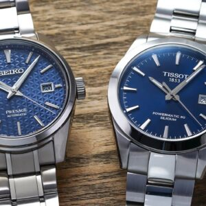 Two of the Best Everyday Watches for Around $1,000  - Seiko SPB167 vs. Tissot Gentleman